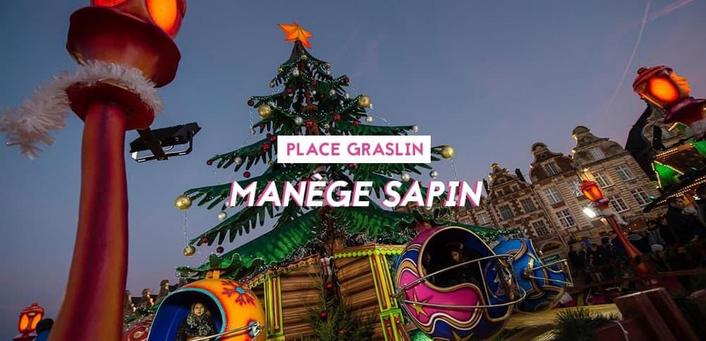 Le Manège Sapin de retour à Nantes pour Noël !   BigCityLife