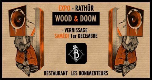vernissage wood & doom bonimenteurs