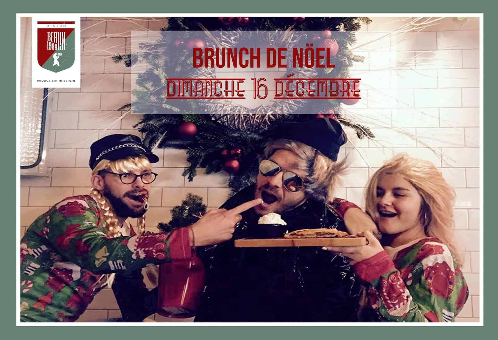 brunch de noel berlin 1989