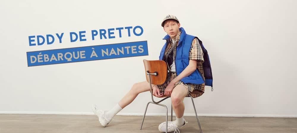 eddy de pretto zenith de nantes