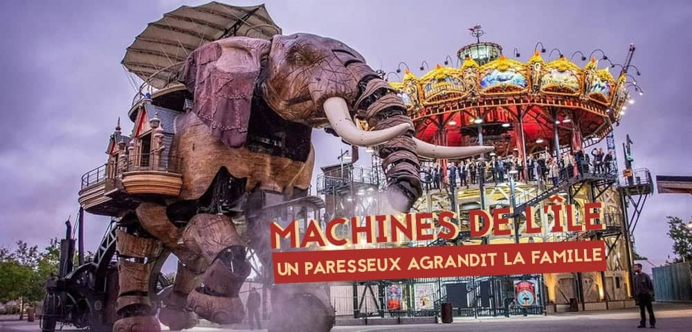 machines de lile un paresseux