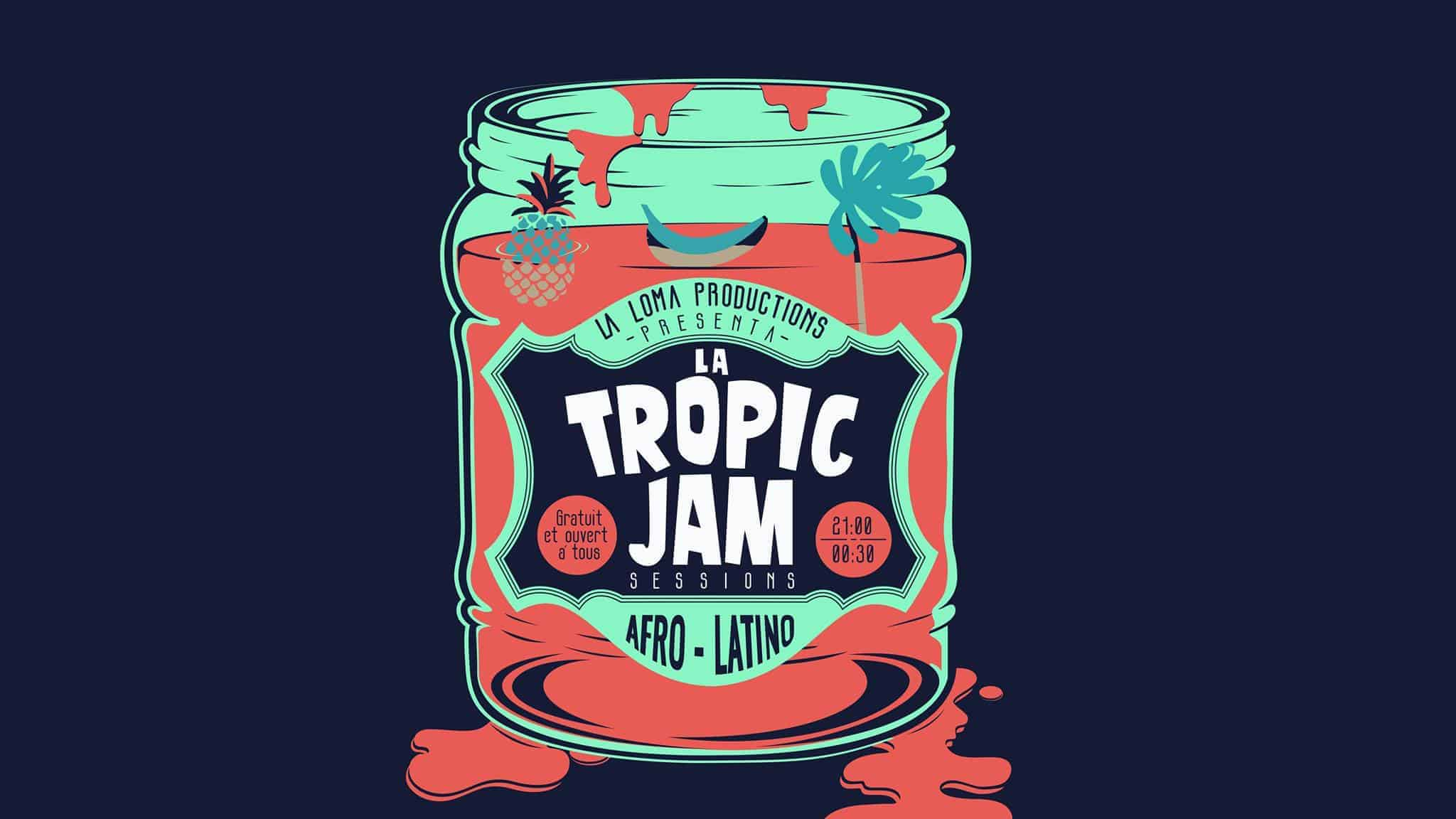 jam session tropicale melocotton