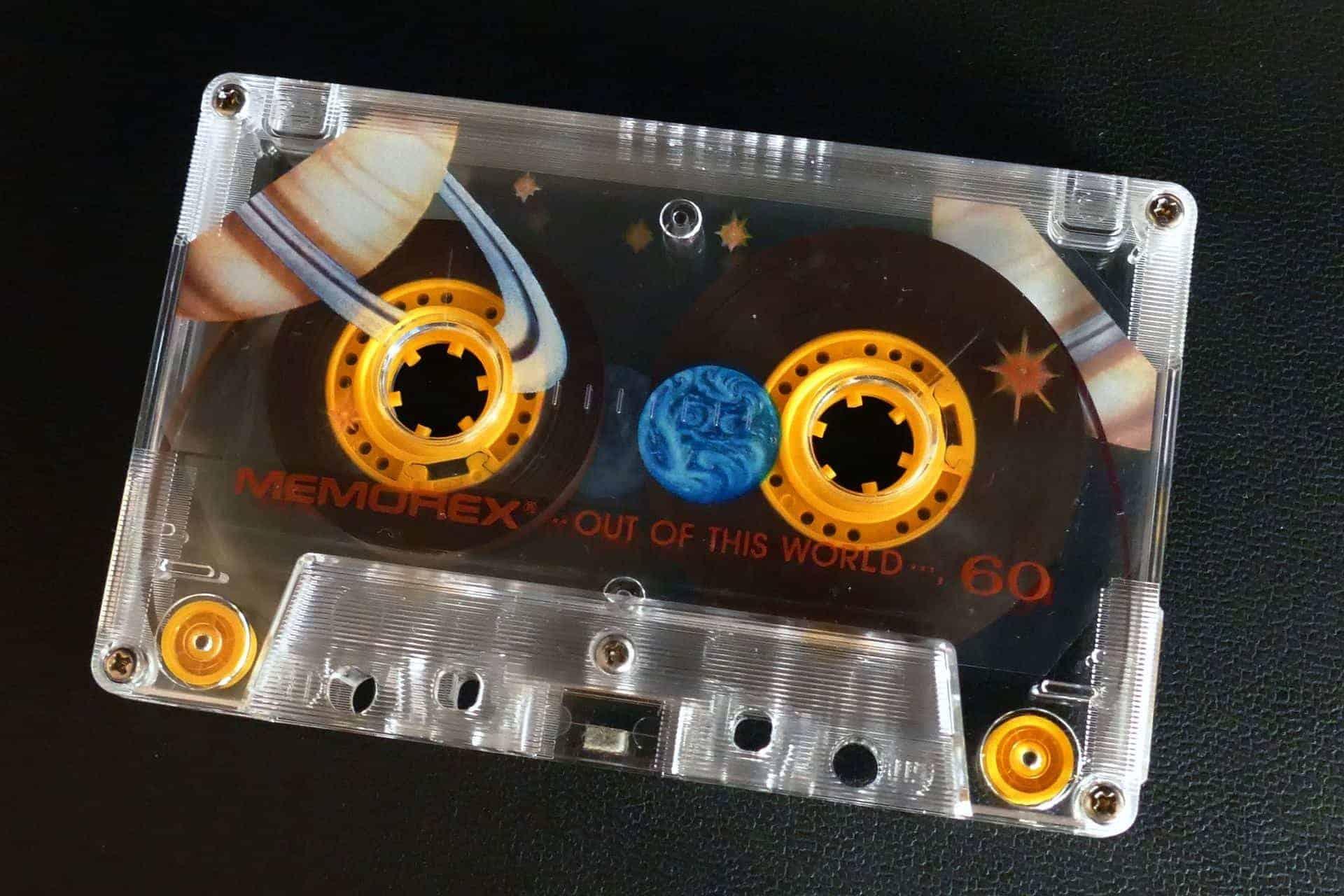 melocotton soiree mix annees 80