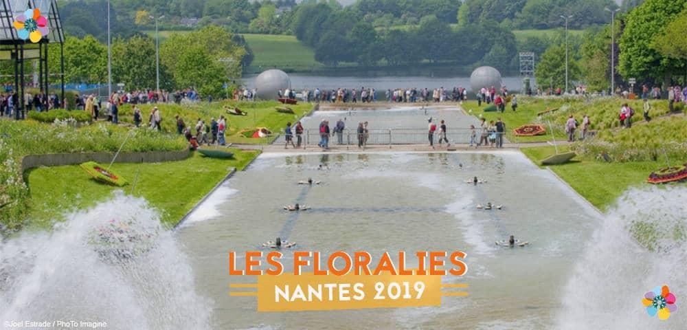 les floralies nantes 2019 parc de la beaujoire naturya