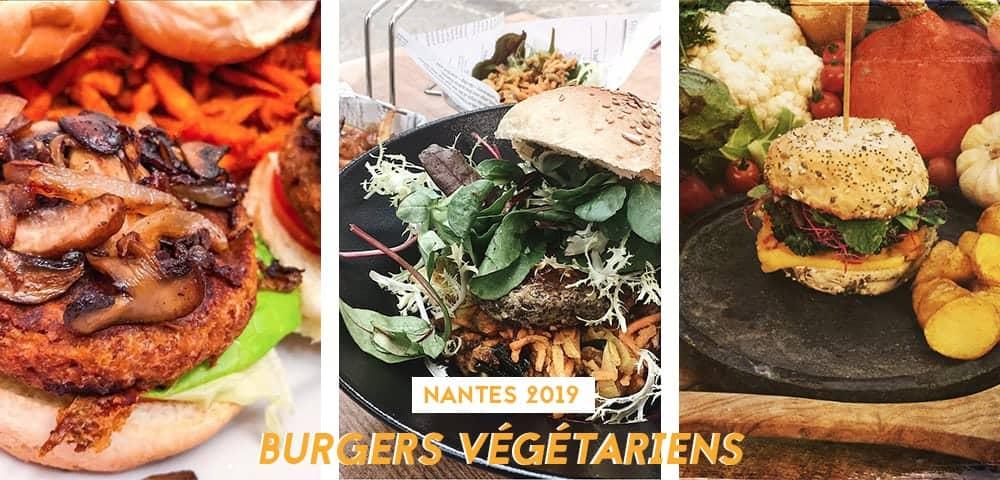 meilleurs burgers vegans nantes 2019