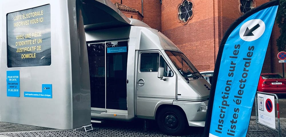 bus civique elections europeennes 2019