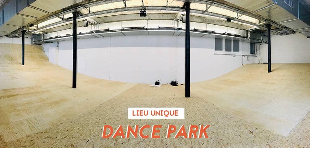 dance park tout et rien denis mariotte lieu unique