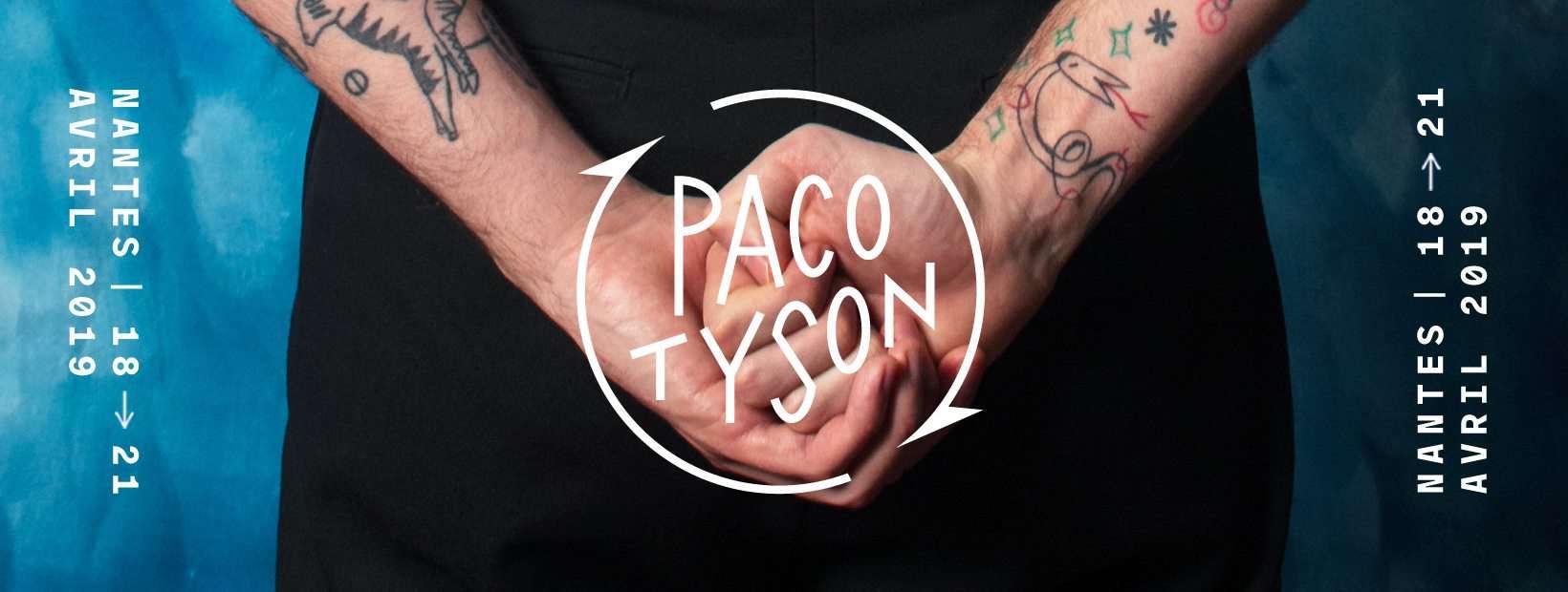 festival paco tyson 2019