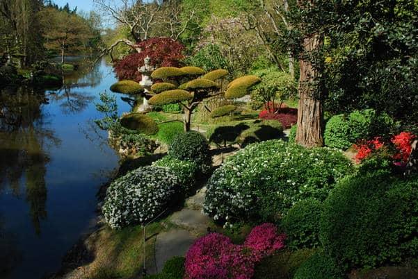 le plus grand jardin japonais d'Europe parc oriental de maulevrier 2