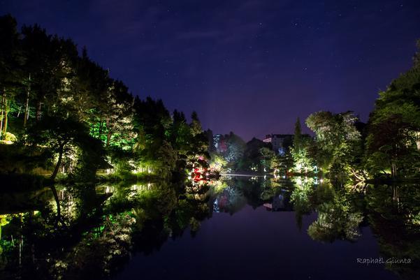 le plus grand jardin japonais d'Europe parc oriental de maulevrier