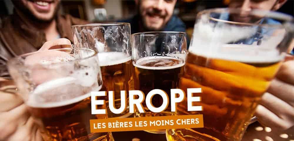 les bieres les moins chers europe nantes 2019