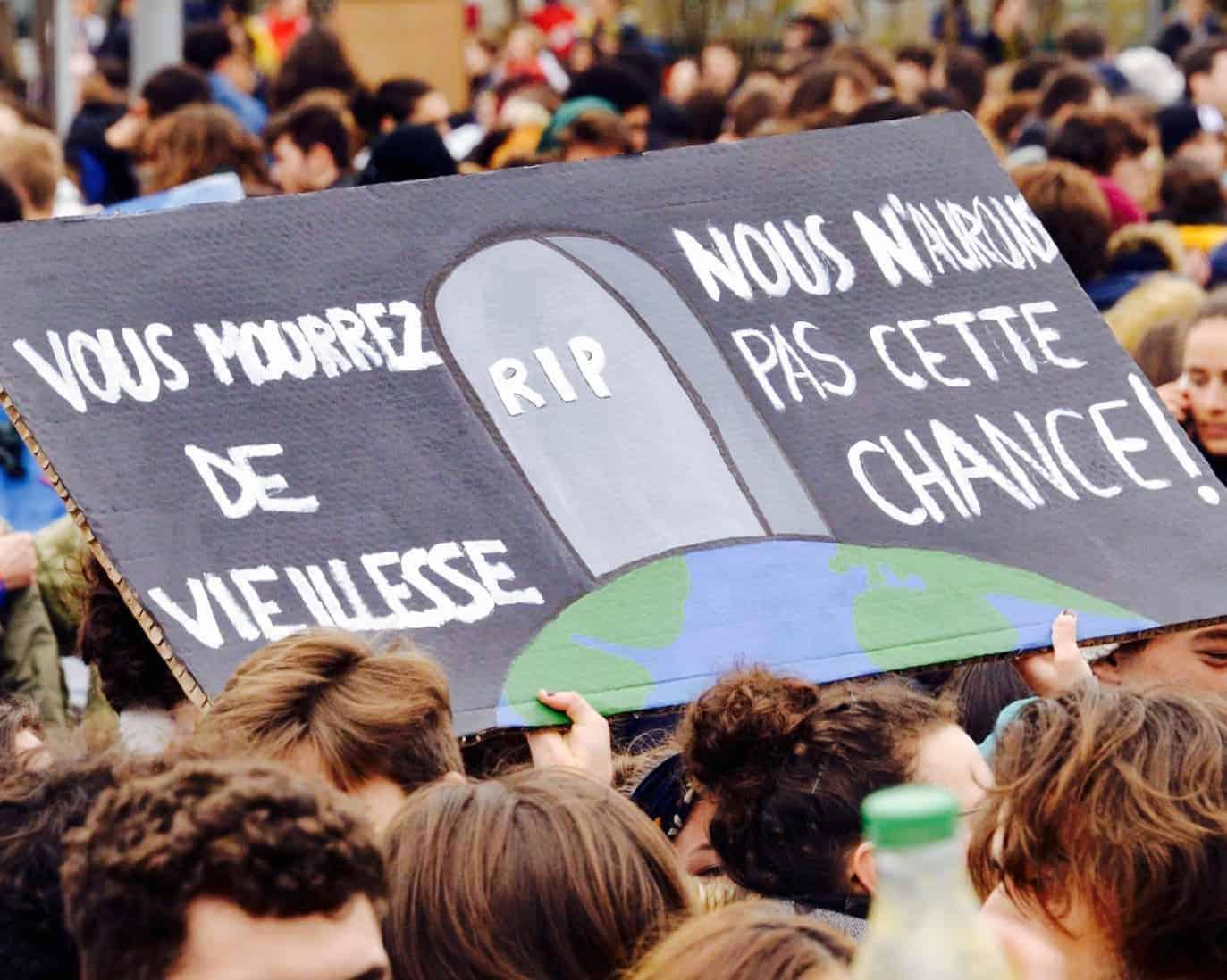 meilleurs slogans nantais de la greve mondiale pour le climat 3