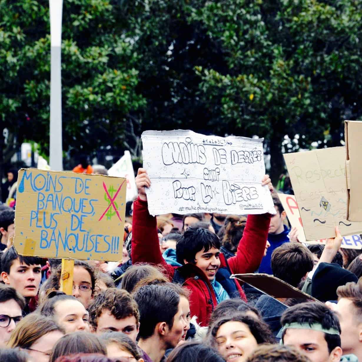 meilleurs slogans nantais de la greve mondiale pour le climat 4