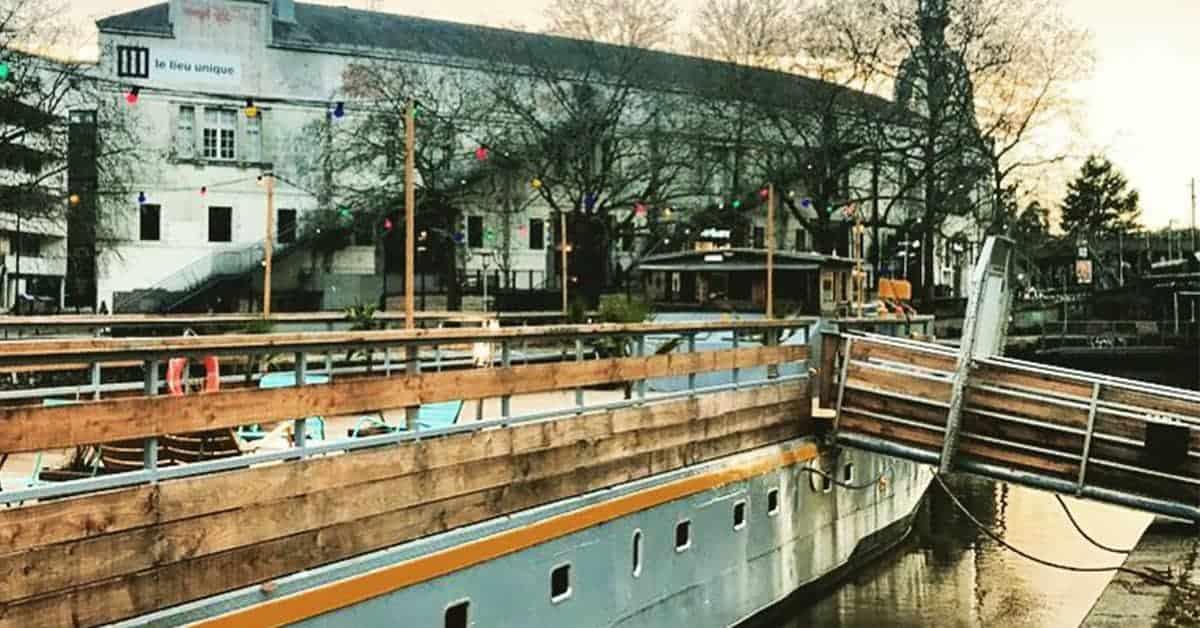 Drole de barge karaoke nantes