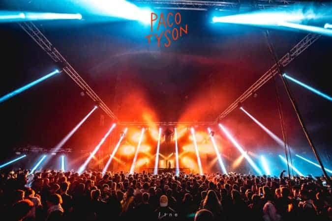 Pyco Tyson festival 2019 nantes