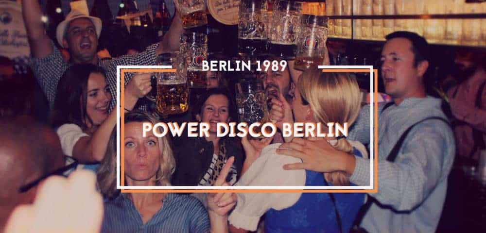 berlin 1989 power disco berlin nantes soiree