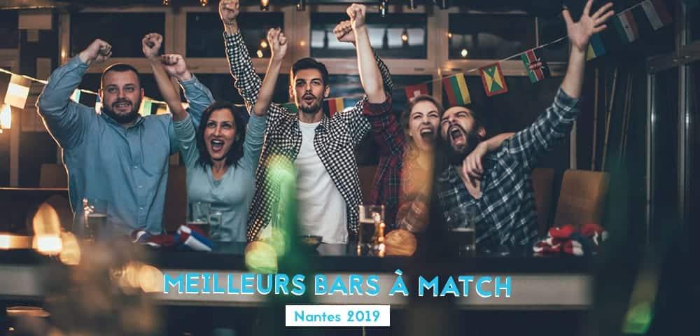 meilleur bar a matchs nantes 2019