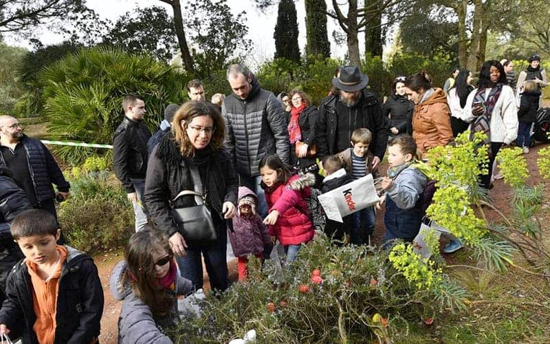 chasse aux oeufs Nantes 2019