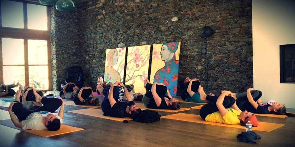 Nantes sagaar yoga