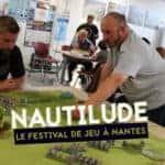 Nautilude festival de jeux nantes