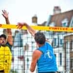 beach volley nantes