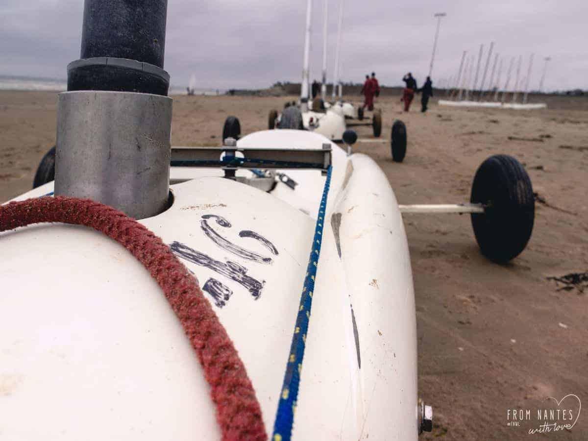 activites nautiques en loire-atlantique voile