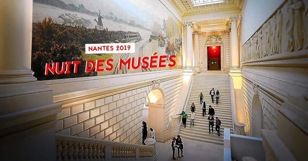 la nuit des musees nantes mai 2019