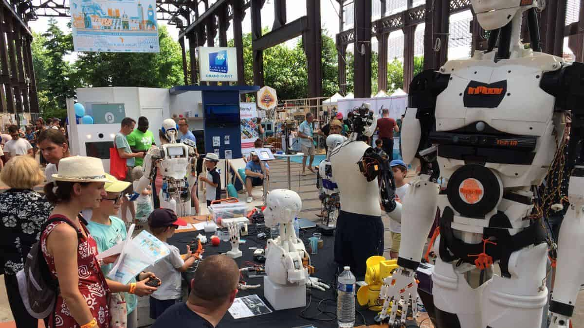 nantes maker campus nefs machines de l'ile 2019