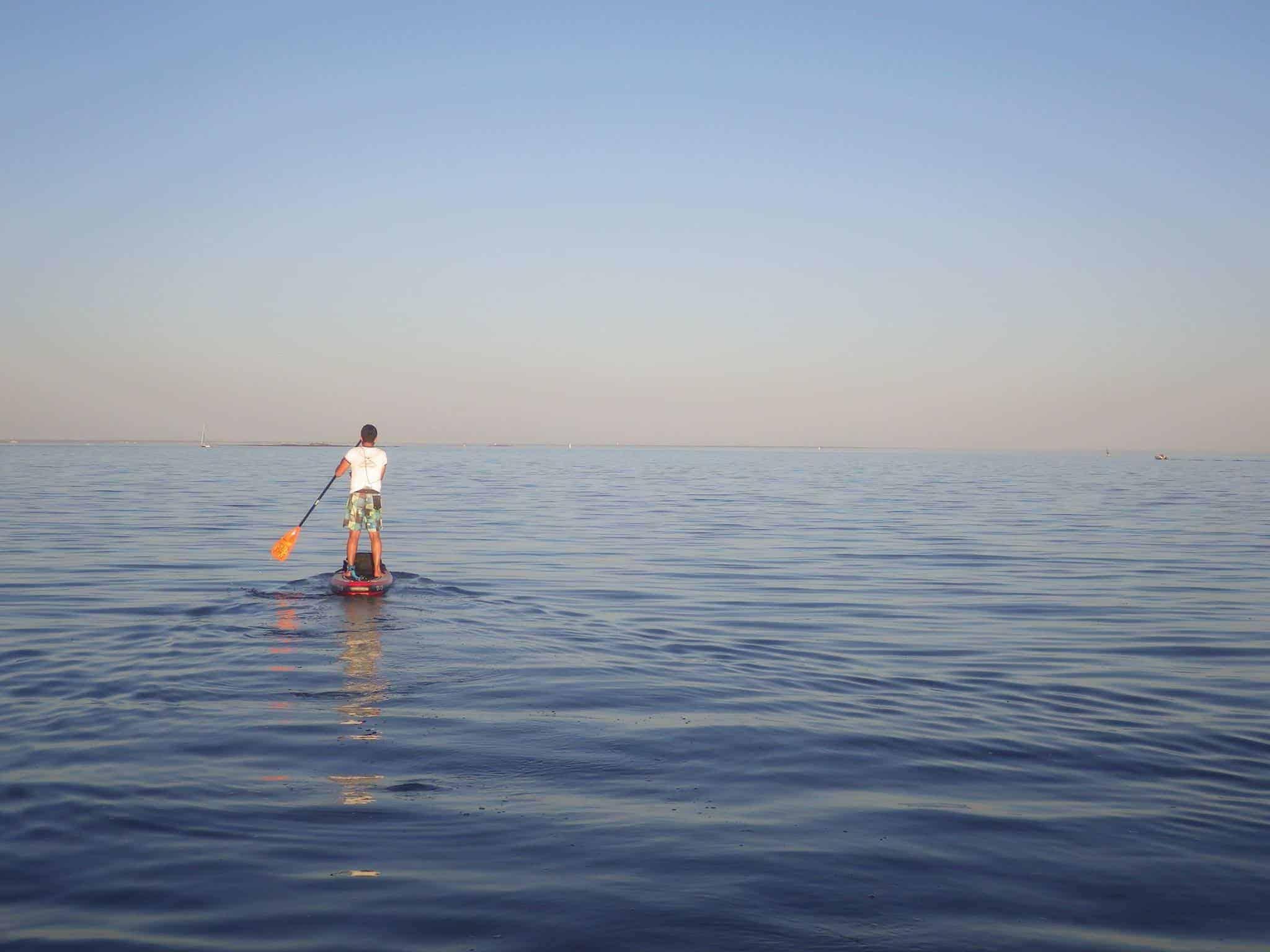 activites nautique en loire-atlantique paddle