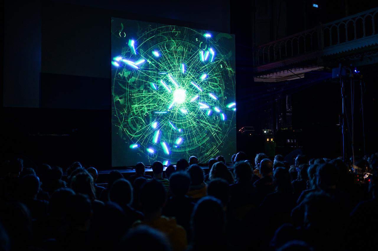 radiant Exposition HC Gilje stereolux nantes 2019