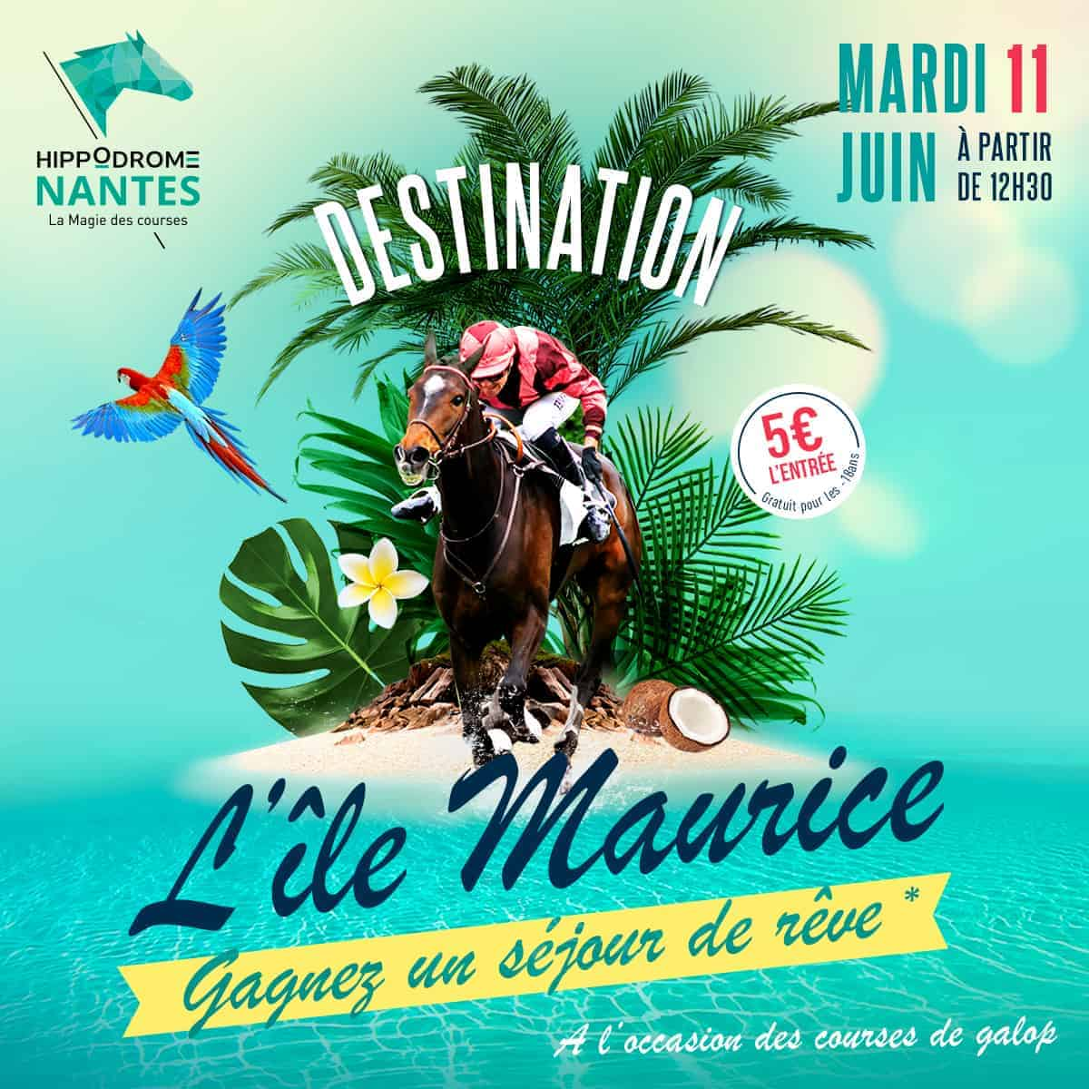 Île-Maurice-hippodrome-nantes-course-galop