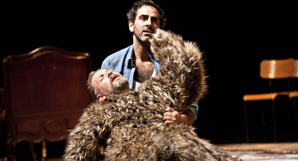 Platonov est mort et nous l'enterrons theatre de poche graslin drame theatre