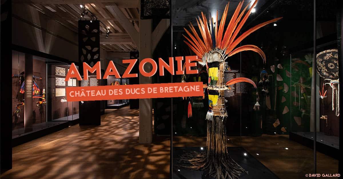 exposition amazonie chateau des ducs de bretagne