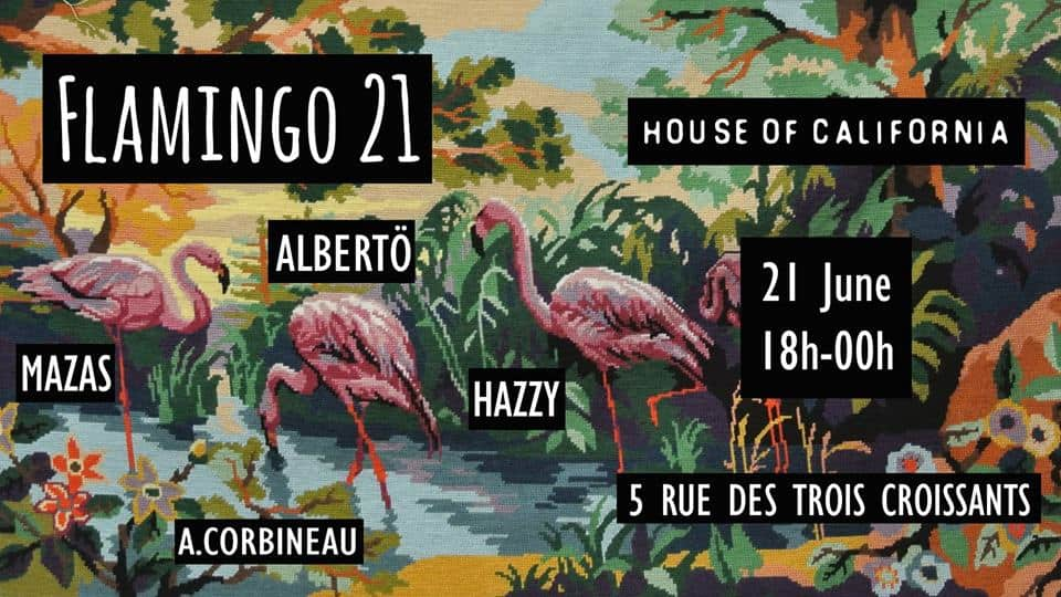 house-of-california-fete-de-la-musique-flamingo-21-2019