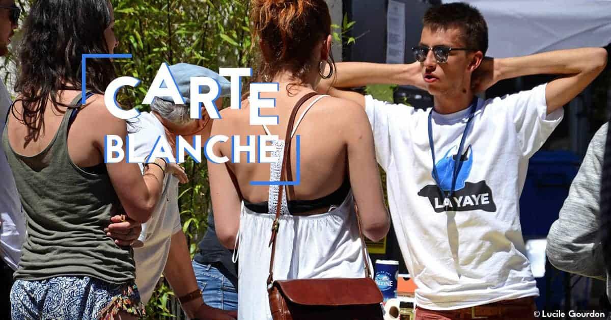 la yaye carte blanche festival fleuve 2019 chantenay
