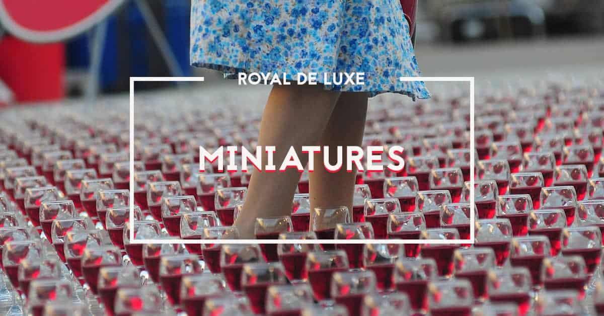miniatures royal de luxe nantes 2019 jean-luc courcoult spectacle theatre de rue 2
