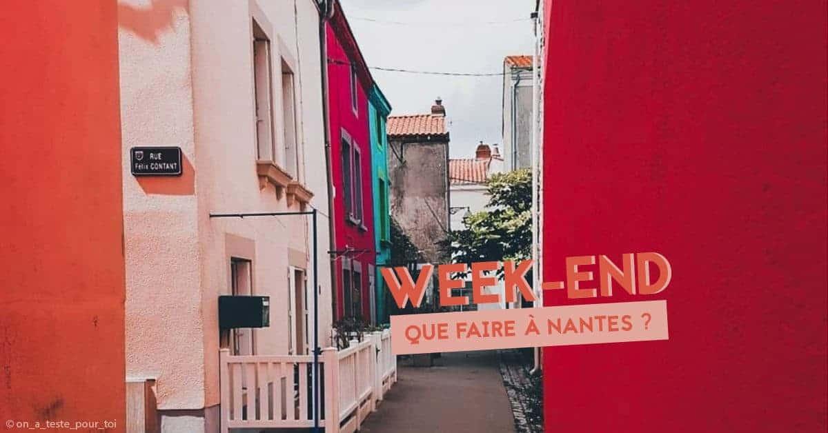 Que faire à Nantes ce week-end du 28, 29 et 30 juin 2019 ...