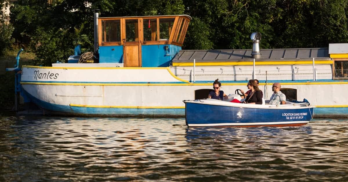 ruban vert nantes bateau electrique balades insolites