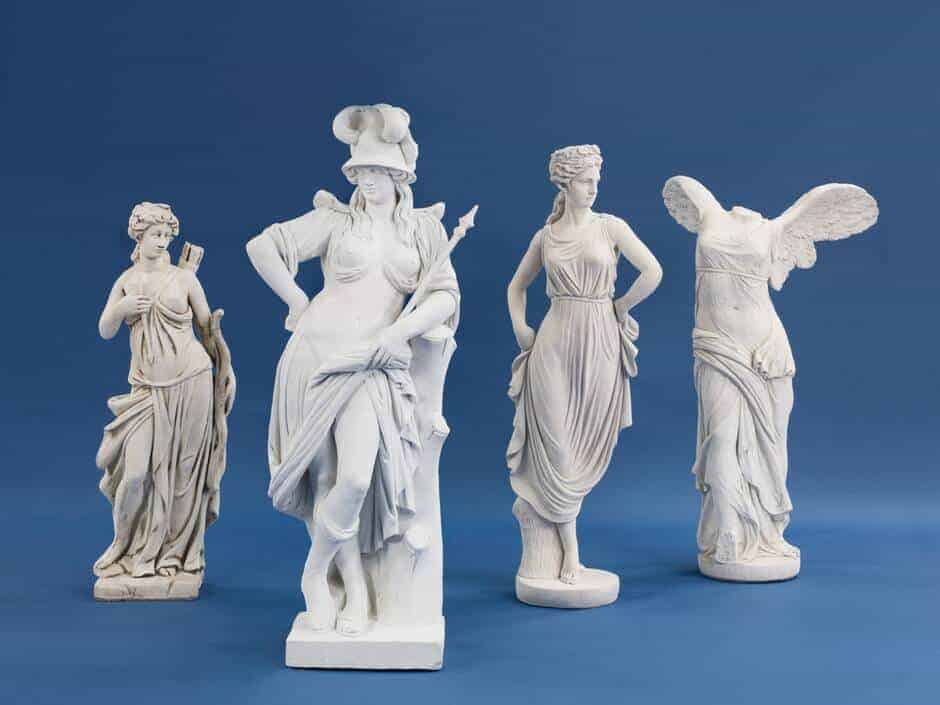 statues place royale Nantes
