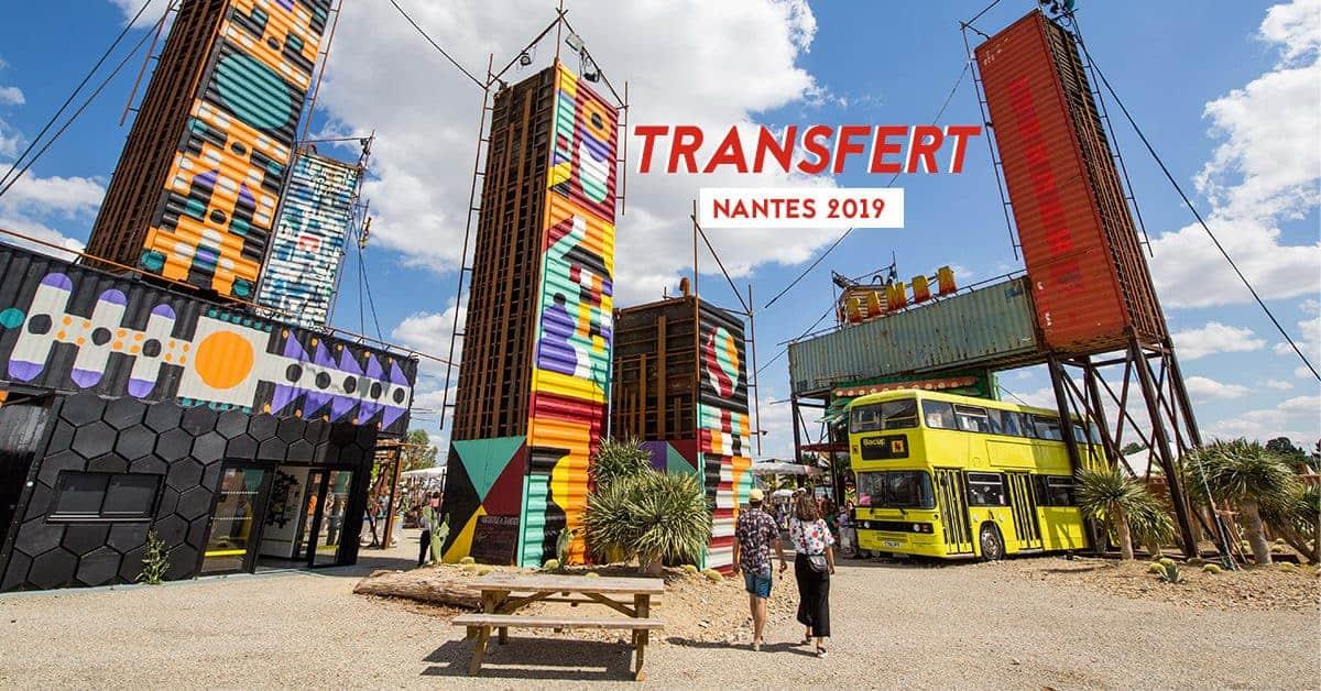TRANSFERT NANTES 2019