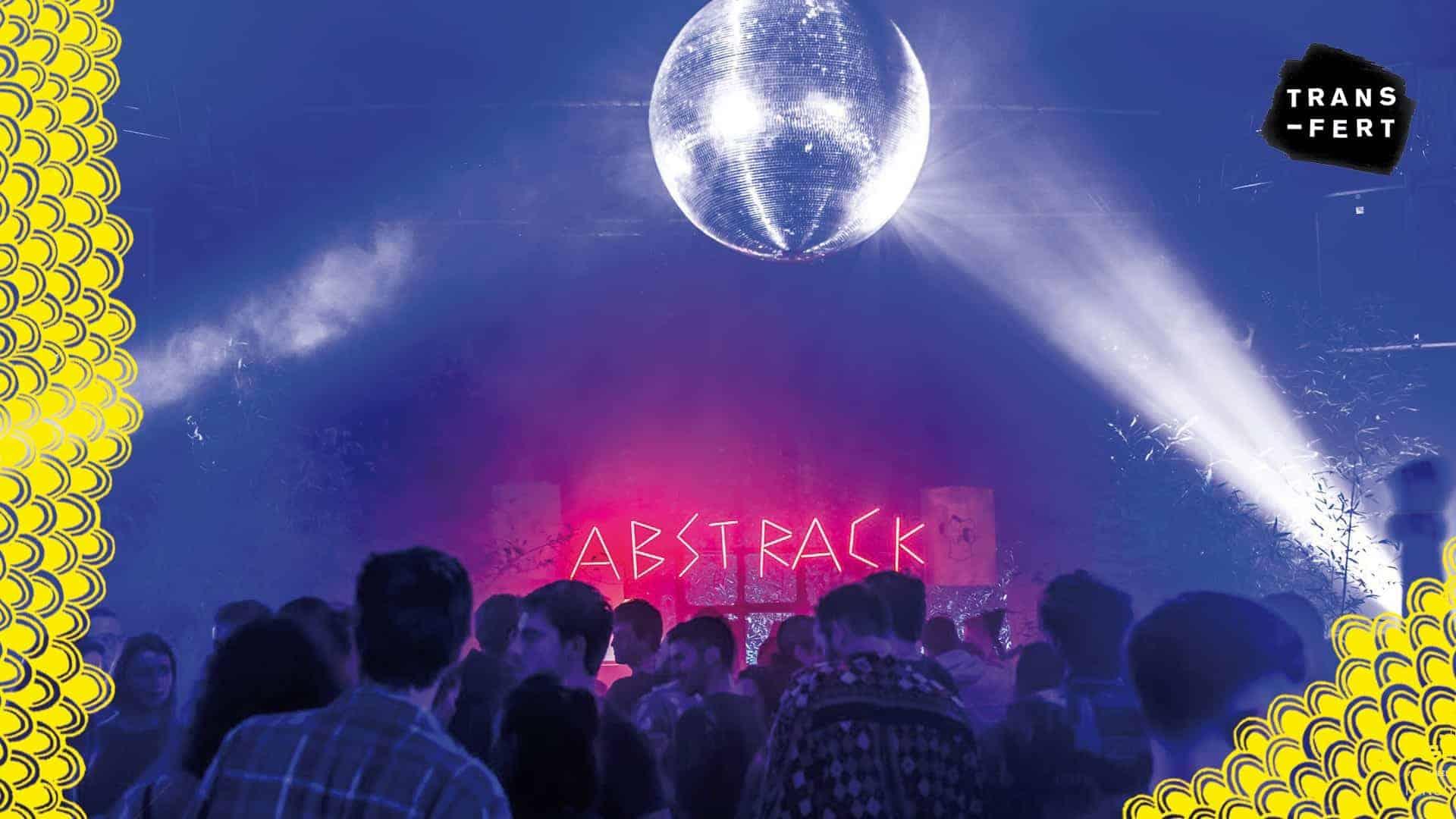 abstrack sound system transfert