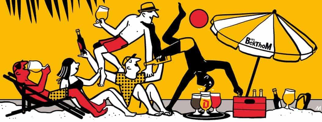 berthom top des meilleurs bars à bieres de Nantes 2019