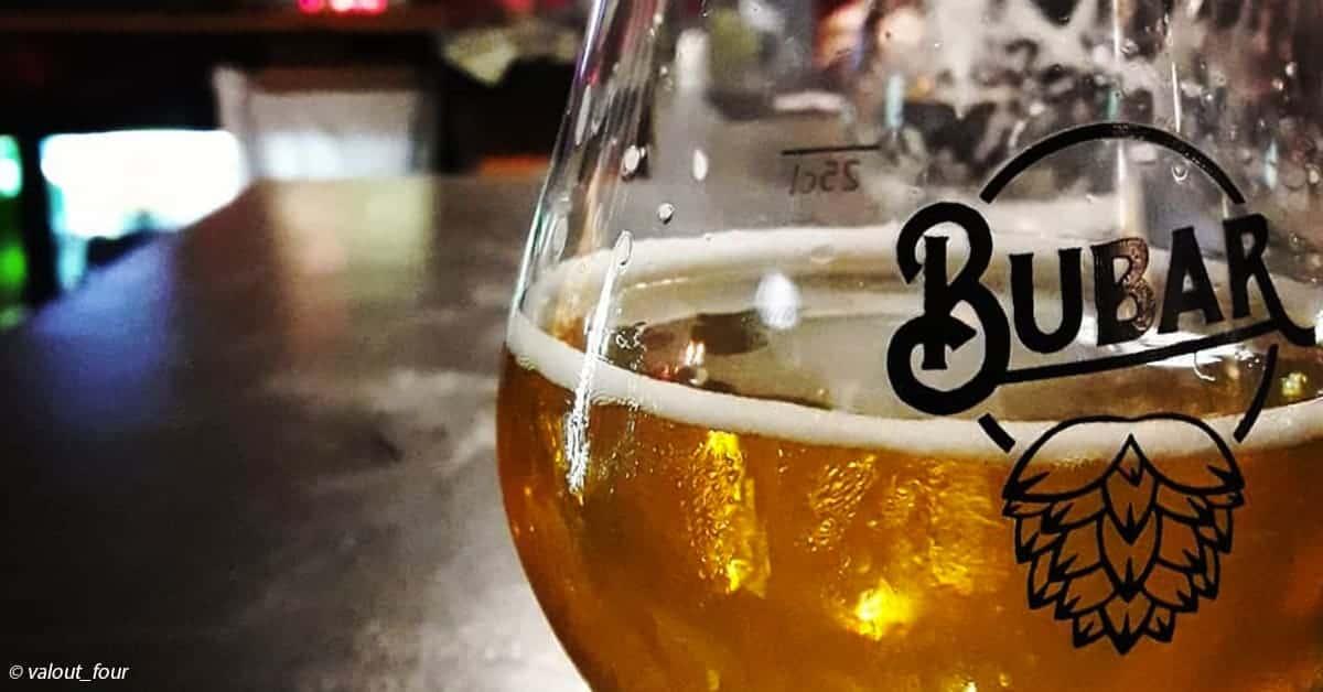 bubar nantes top des meilleurs bars à bieres de Nantes