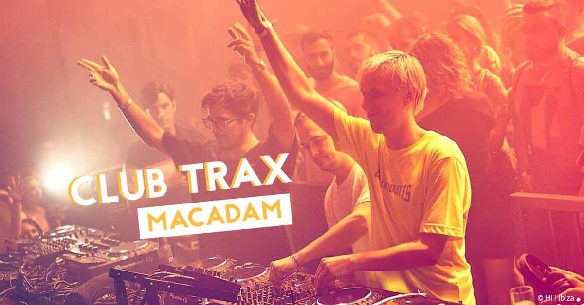 club trax trax magazine macadam 2019