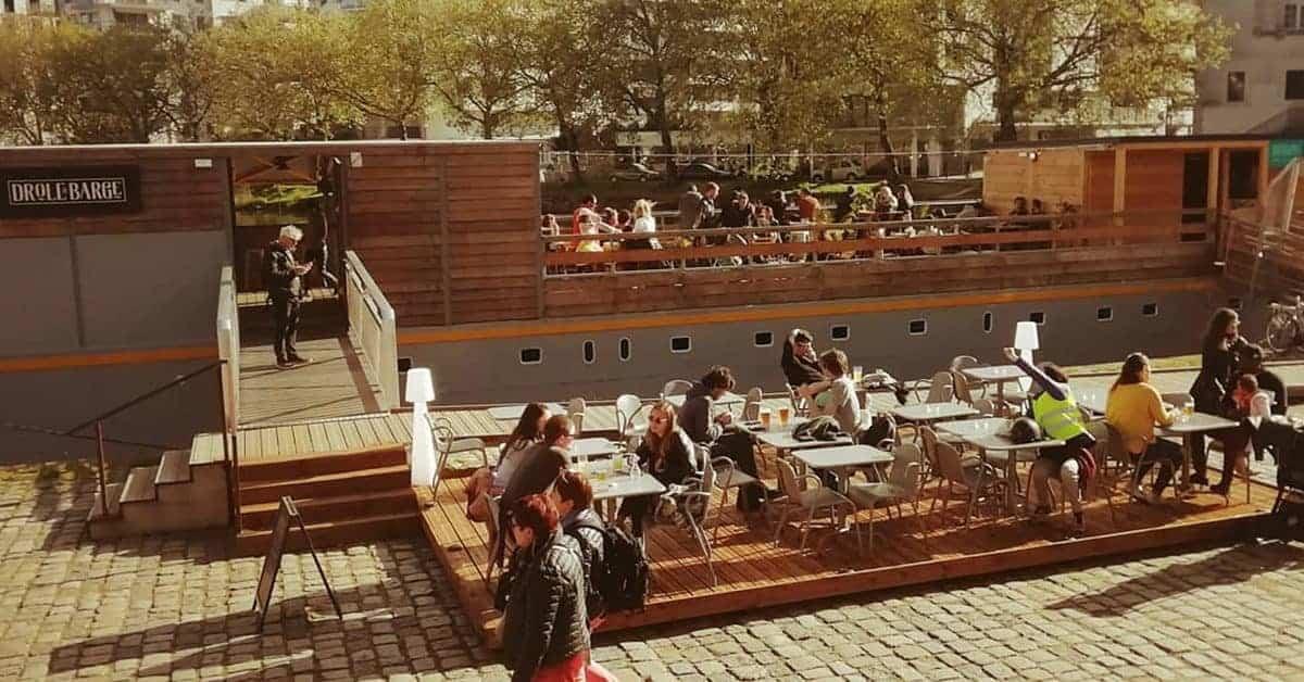 Bingo musical #3 à La Drôle de Barge !