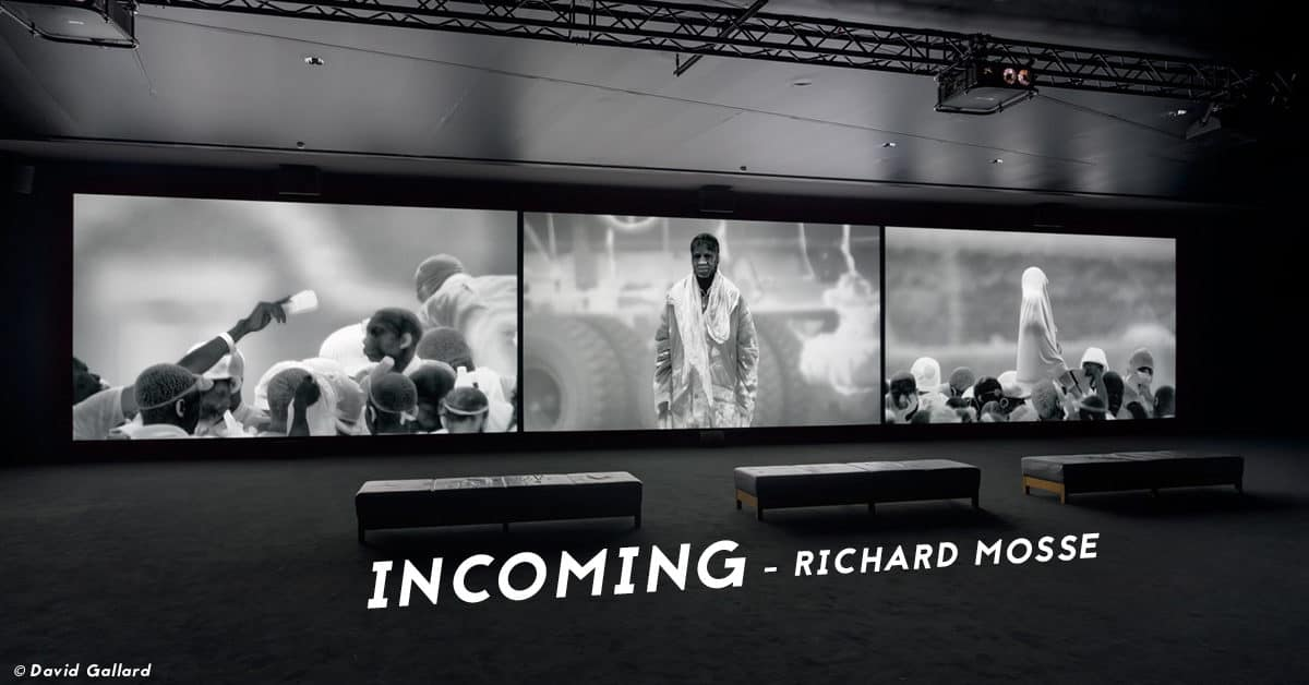 incoming de richard mosse au lieu unique 2019 3