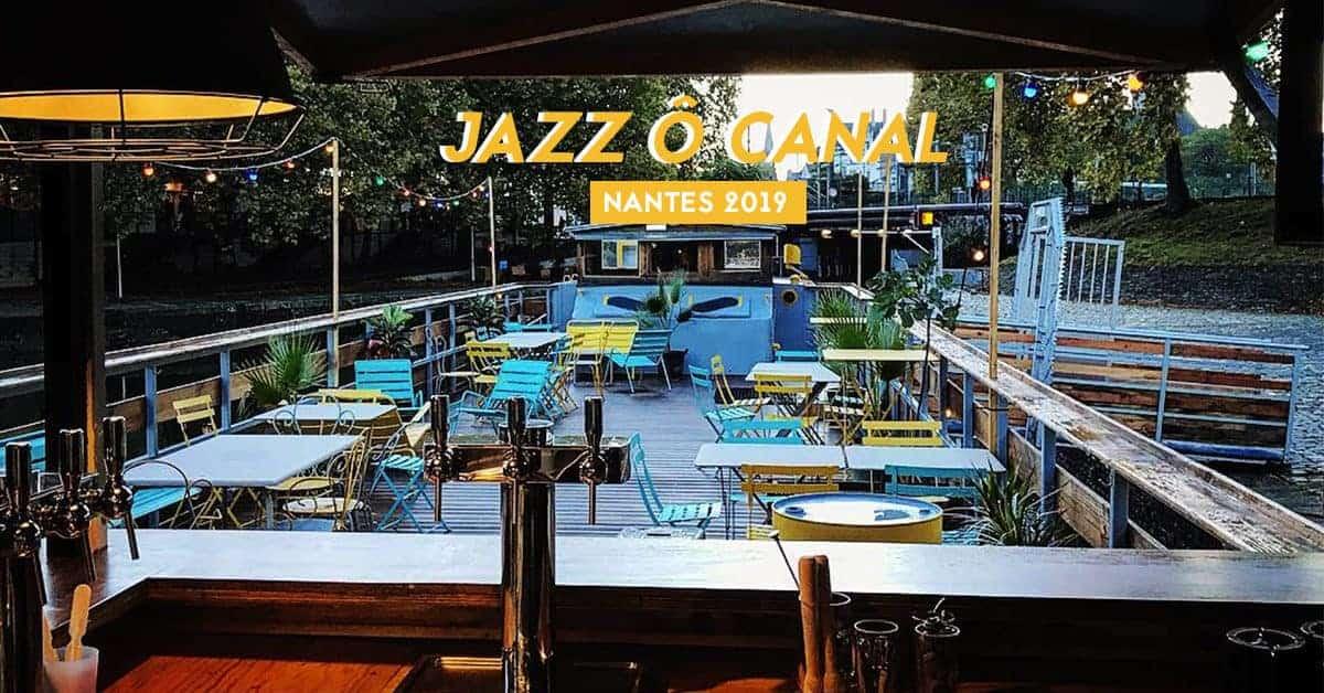 jazz o canal drole de barge nantes 2019 1
