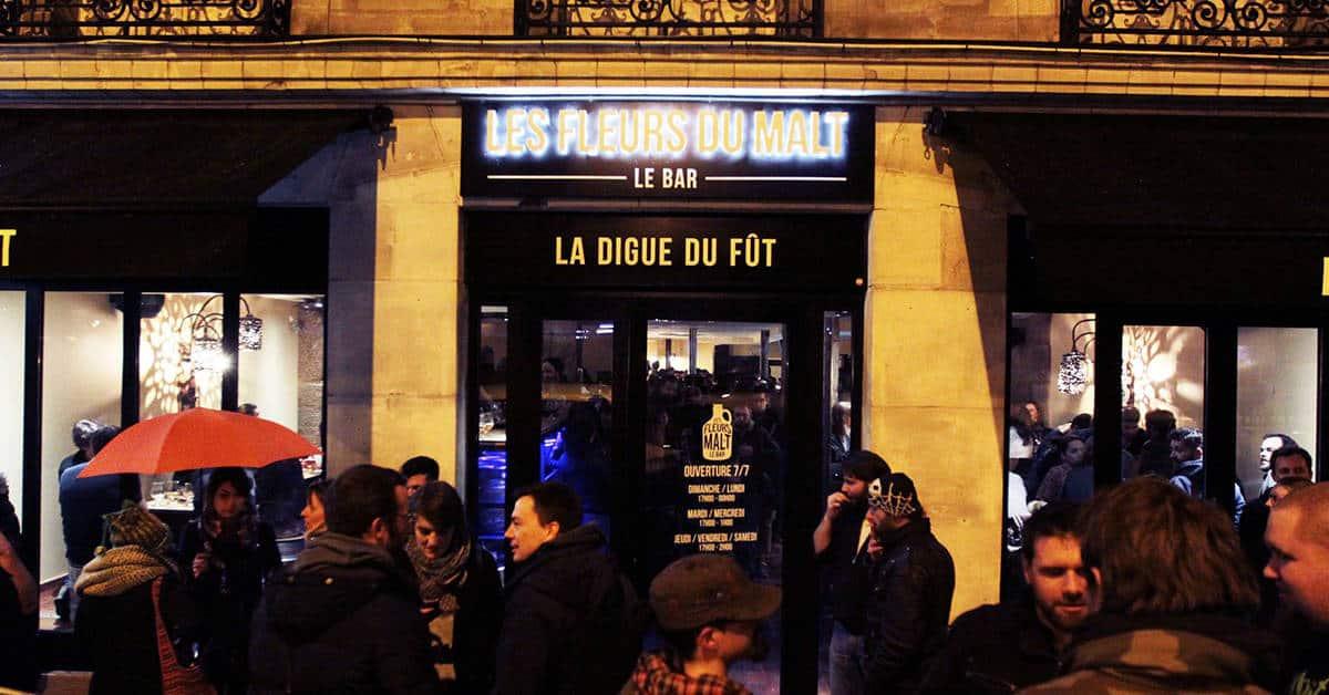 top des meilleurs bars à bieres de Nantes 2019