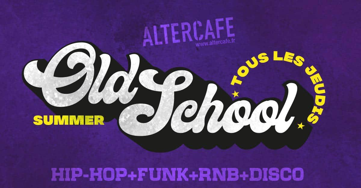 old school a laltercafe
