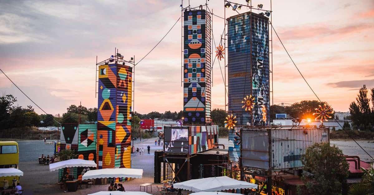 Transfert : jour de fête, cirque et DJ set !